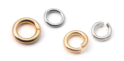 Jump Rings (open or soldered)