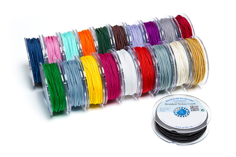GRIFFIN Braided Nylon Cords