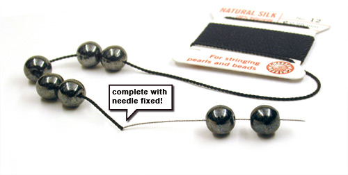 Carded Bead Cord